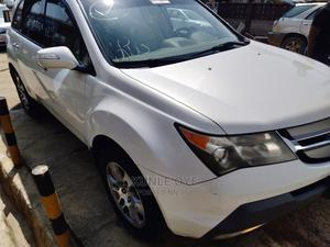 Acura MDX 2007 SUV 4dr AWD (3.7 6cyl 5A) White   Cars for sale in Lagos State, Ikeja