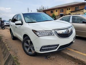 Acura MDX 2016 Off White   Cars for sale in Lagos State, Ikeja