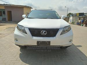 Lexus RX 2010 350 White | Cars for sale in Lagos State, Ogudu