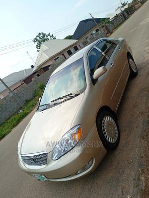 Toyota Corolla 2004 Gold | Cars for sale in Abuja (FCT) State, Gwagwalada