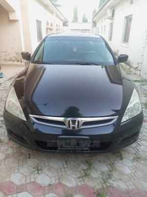 Honda Accord 2007 2.4 Exec Automatic Black | Cars for sale in Plateau State, Jos