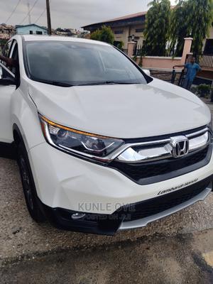 Honda CR-V 2017 White   Cars for sale in Lagos State, Ikeja