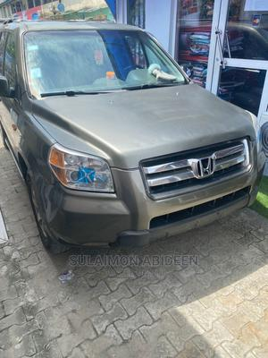 Honda Pilot 2007 EX 4x4 (3.5L 6cyl 5A) Green | Cars for sale in Lagos State, Ajah