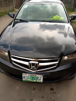 Honda Accord 2007 2.4 Type S Black | Cars for sale in Rivers State, Port-Harcourt