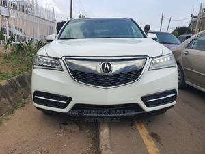 Acura MDX 2016 White   Cars for sale in Lagos State, Ikeja