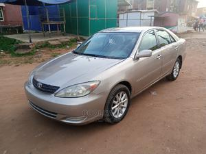 Toyota Camry 2003 Gold | Cars for sale in Lagos State, Isolo