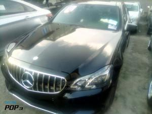 Mercedes-Benz E350 2015 Black   Cars for sale in Lagos State, Yaba