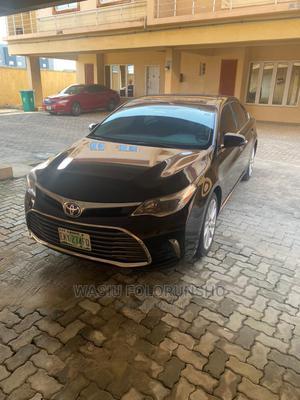 Toyota Avalon 2017 Black   Cars for sale in Lagos State, Ifako-Ijaiye