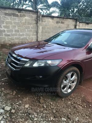 Honda Accord Crosstour 2010 EX-L AWD Red | Cars for sale in Anambra State, Nnewi