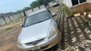 Honda Accord 2004 2.4 Type S Silver | Cars for sale in Edo State, Benin City