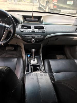 Honda Accord 2008 2.0 Comfort Automatic Silver | Cars for sale in Rivers State, Obio-Akpor