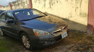 Honda Accord 2007 Sedan EX-L Automatic Gray | Cars for sale in Osun State, Ife