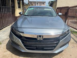 Honda Accord 2019 LX (1.5L 4cyl Turbo CVT) Silver | Cars for sale in Lagos State, Surulere
