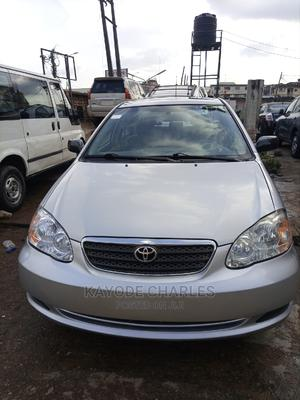 Toyota Corolla 2007 LE Silver | Cars for sale in Oyo State, Ibadan