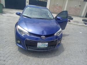 Toyota Corolla 2014 Blue | Cars for sale in Lagos State, Alimosho