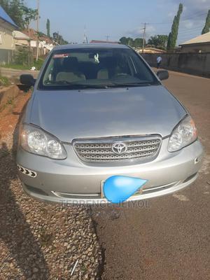 Toyota Corolla 2007 CE Silver | Cars for sale in Benue State, Makurdi