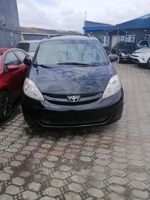 Toyota Sienna 2008 LE Black   Cars for sale in Lagos State, Amuwo-Odofin