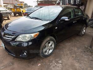 Toyota Corolla 2011 Black | Cars for sale in Anambra State, Onitsha