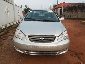 Toyota Corolla 2003 Silver | Cars for sale in Lagos State, Agege