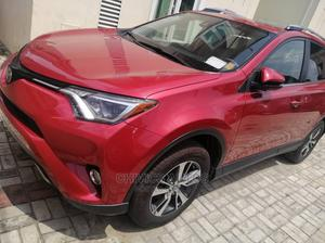 Toyota RAV4 2017 Red   Cars for sale in Lagos State, Amuwo-Odofin