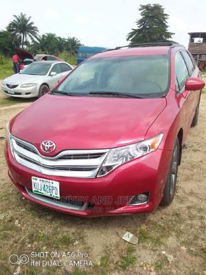 Toyota Venza 2010 Red | Cars for sale in Abuja (FCT) State, Mararaba