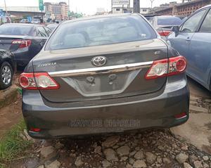 Toyota Corolla 2013 Gray | Cars for sale in Oyo State, Ibadan