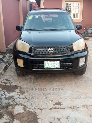 Toyota RAV4 2004 Automatic Black   Cars for sale in Lagos State, Ifako-Ijaiye