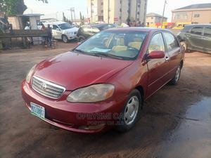 Toyota Corolla 2004 Red | Cars for sale in Lagos State, Ifako-Ijaiye