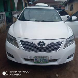 Toyota Camry 2010 Hybrid White | Cars for sale in Imo State, Owerri