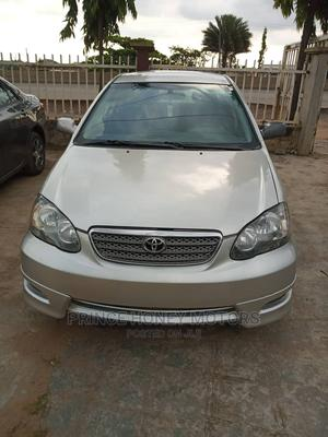 Toyota Corolla 2007 S Silver | Cars for sale in Lagos State, Alimosho