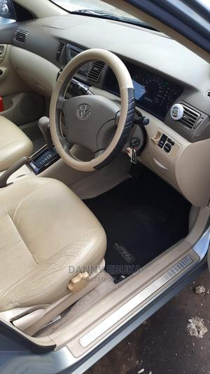 Toyota Corolla Altis 2007 1.8 Gray | Cars for sale in Lagos State, Mushin