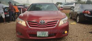 Toyota Camry 2008 2.4 LE Red | Cars for sale in Abuja (FCT) State, Gwarinpa