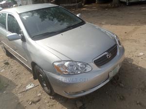 Toyota Corolla 2006 Silver | Cars for sale in Abuja (FCT) State, Gwarinpa