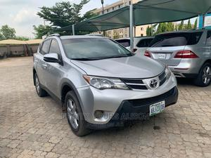 Toyota RAV4 2014 LE 4dr SUV (2.5L 4cyl 6A) Silver   Cars for sale in Abuja (FCT) State, Gwarinpa