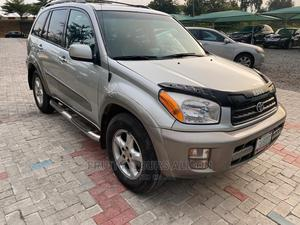Toyota RAV4 2003 Automatic Silver   Cars for sale in Abuja (FCT) State, Jabi
