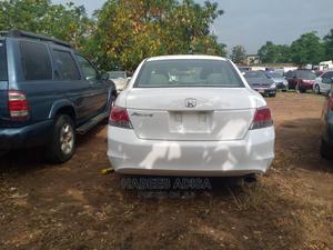 Honda Accord 2008 2.4 EX White   Cars for sale in Oyo State, Ibadan