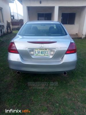 Honda Accord 2007 Silver | Cars for sale in Abuja (FCT) State, Kuje