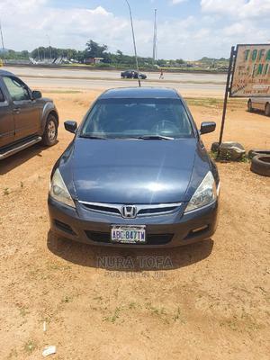 Honda Accord 2007 Sedan EX Gray   Cars for sale in Abuja (FCT) State, Kubwa