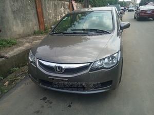 Honda Civic 2008 Gray   Cars for sale in Lagos State, Ikeja