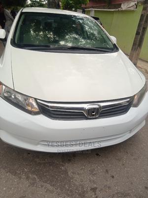 Honda Civic 2013 HF Sedan EX Blue   Cars for sale in Abuja (FCT) State, Garki 2