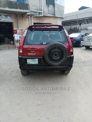 Honda CR-V 2004 Red | Cars for sale in Lagos State, Alimosho