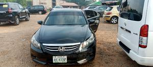 Honda Accord 2008 2.4 EX Automatic Black   Cars for sale in Abuja (FCT) State, Central Business District