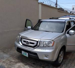 Honda Pilot 2009 Silver | Cars for sale in Lagos State, Ogba