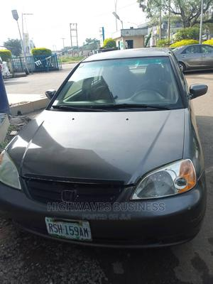 Honda Civic 2003 Coupe Automatic Gray   Cars for sale in Abuja (FCT) State, Kubwa
