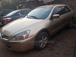 Honda Accord 2004 Gold | Cars for sale in Lagos State, Ifako-Ijaiye