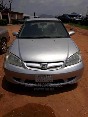 Honda Civic 2005 Silver   Cars for sale in Abuja (FCT) State, Gudu