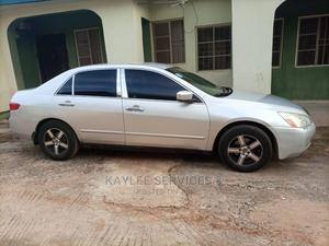 Honda Accord 2004 Automatic Silver | Cars for sale in Kwara State, Ilorin South