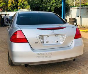 Honda Accord 2007 Coupe EX-L V-6 Silver | Cars for sale in Plateau State, Jos