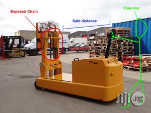 Liftmate Heavy Duty Fully Powered Counterbalanced Pallet Stacker   Heavy Equipment for sale in Ogun State, Ado-Odo/Ota
