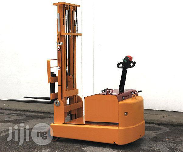 Liftmate Heavy Duty Fully Powered Counterbalanced Pallet Stacker   Heavy Equipment for sale in Ado-Odo/Ota, Ogun State, Nigeria